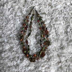 Francesca's layered necklace